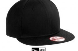 New Era – Flat Bill Snapback Cap